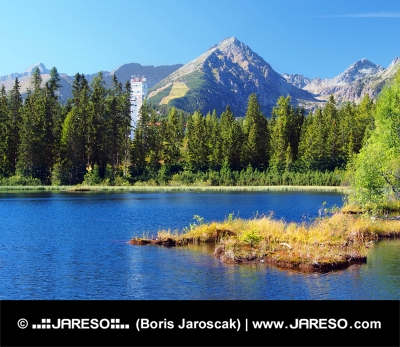 Nova Pleso in Solisko vrh v Visokih Tatrah