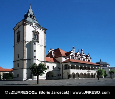 Stara mestna hiša v Levoča