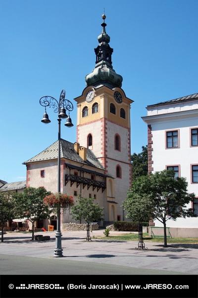 Mestni grad v Banski Bystrici na Slovaškem