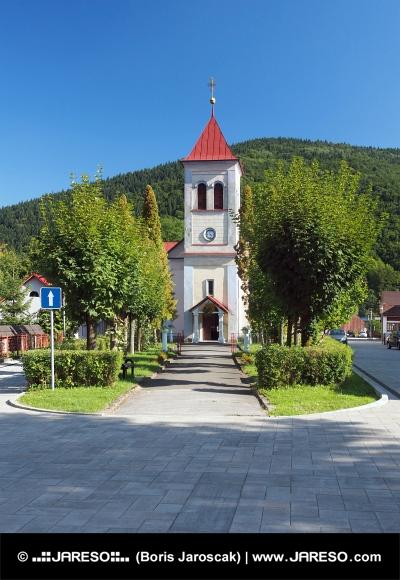 Cerkev sv Janeza Nepomuka