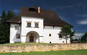 Dvorec v muzej na prostem Pribylina
