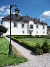 Poroka Palace v Bytca, na Slovaškem