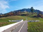 Spomenik Juraj Janosik, Terchová, Slovaška